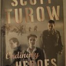 Ordinary Heroes by Scott Turow (Hardcover-1st Edition)
