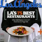 LOS ANGELES MAGAZINE-LA's 75 Best Restaurants 04/2008