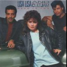 "LISA LISA AND CULT JAM HEAD TO TOE 12"" 1987 LP"