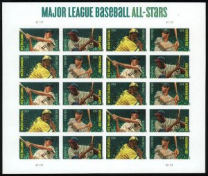 MLB All-Stars Commemorative Stamps-Forever Stamps