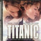 TITANIC Soundtrack CD featuring Celine Dion - Mint