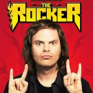 THE ROCKER [BLU-RAY & Digital Copy] starring Rain Wilson