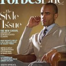 "FORBES LIFE MAGAZINE March 2009 ""The Style"" issue"