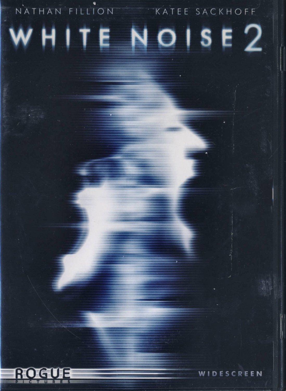 White Noise 2 (DVD, Widescreen) Nathan Fillion
