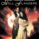 Moll Flanders DvD starring Morgan Freeman, Robin Wright