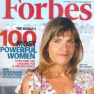 "FORBES MAGAZINE9/17/07""100 Most Powerful Women"" issue"