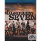 The Magnificent Seven [Blu-ray] Yul Brynner, Steve McQueen
