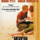 The Mexican (DvD)starring Brad Pitt and Julia Roberts
