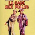 La Cage Aux Folles [DVD] Ugo Tognazzi & Michel Serrault
