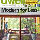 Dwell Magazine - Modern for Less - 02/2013 issue