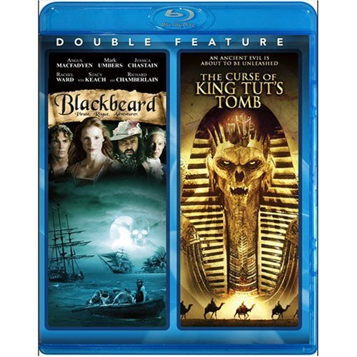 The Curse Of King Tuts Tomb Torrent: The Curse Of King Tut's Tomb/Blackbeard Blu-ray