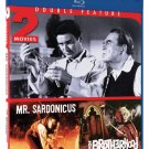 Mr.Sardonicus & Brotherhood of Satan-2 films (Bluray)