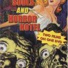 Carnival of Souls & Horror Hotel(1961) 2 films in DvD