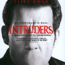 INTRUDERS (Blu-ray) starring Clive Owen