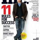 INC MAGAZINE 02/2013 NEW Evan Williams Cover