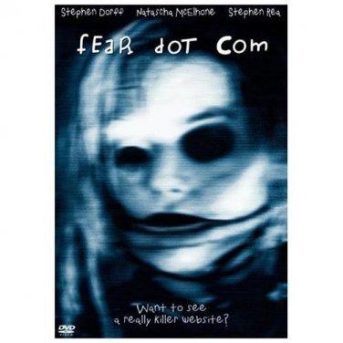 Fear Dot Com DvD-Stephen Dorff, Natascha Mcelhone