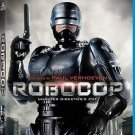 ROBOCOP (Blu-ray) Peter Weller & Nancy Allen