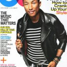 GQ Magazine-Pharrell Williams Cover 02/2015