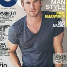GQ Magazine-Chris Hemsworth Cover 01/2015