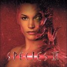 Species ll (DvD) starring Natasha Henstridge