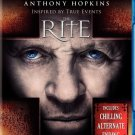The Rite (Blu-ray) starring Anthony Hopkins