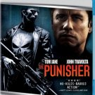 The Punisher [Blu-ray] Tom Jane & John Travolta