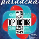 Pasadena Magazine - Top Doctors 07/08 - 2013 issue