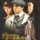 MURDERS IN THE RUE MORGUE(DvD) Val Kilmer