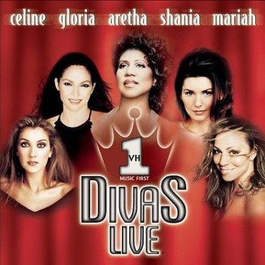 VH1 DIVAS LIVE - VARIOUS-VH1 DIVAS LIVE CD