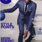 GQ Magazine - Kevin Durant Cover 03/2015
