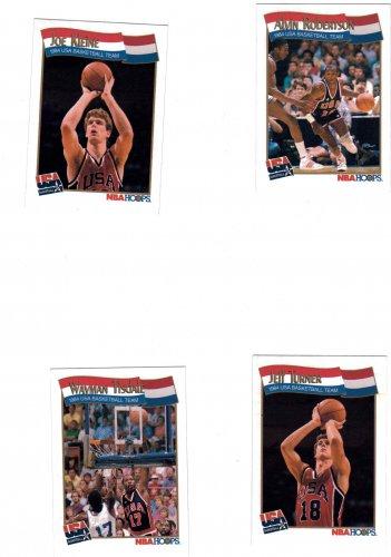1984 Hoops McDonalds US Olympic Basketball Dream