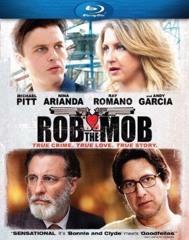 ROB THE MOB (Blu-ray) Michael Pitt, Nina Arianda