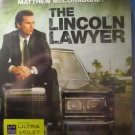 The Lincoln Lawyer (Blu-ray) Mathew McConaughey