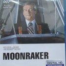 Moonraker (Blu-ray) starring Roger Moore