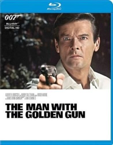 Man With the Golden Gun (BLU-RAY) James Bond 007 Roger Moore