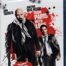 FROM PARIS WITH LOVE (blu-ray) starring JOHN TRAVOLTA
