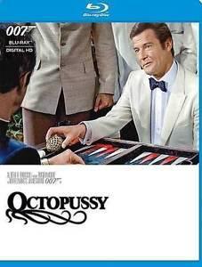 Octopussy (Blu-ray)James Bond 007 starring Roger Moore, Maude Adams