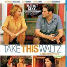 Take This Waltz (Blu-ray) Michelle Williams, Seth Rogen, Luke Kirby