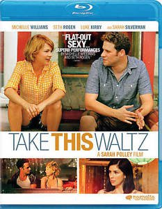 Take This Waltz (Blu-ray) Michelle Williams, Seth Rogen, Luke Kirby