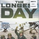 The Longest Day(Blu-ray/DvD, 2-Disc Set) John Wayne, Robert Mitchum