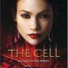 The Cell DvD - Jennifer Lopez, Vince Vaugn and Vincent D'Onofrio