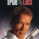 TRUE LIES DvD Arnold Schwarzenegger, Jamie Lee Curtis & Tia Carrere