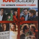 LOVE ACTUALLY DvD starring Hugh Grant, Liam Neeson, Keira Knightley