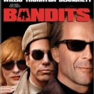 Bandits DvD Starring Bruce Willis, Billy Bob Thorton & Cate Blanchett