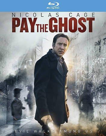 PAY THE GHOST (Blu-ray) starring Nicolas Cage, Sarah Waune Callies