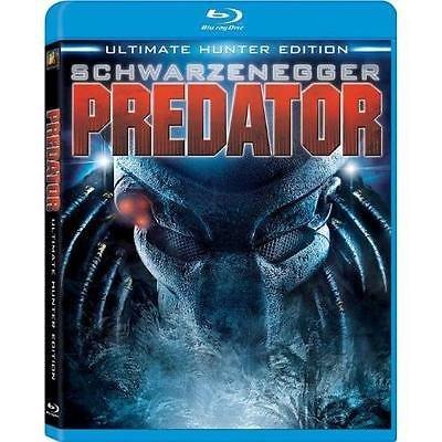 Predator (Blu-ray) starring Arnold Schwarzenegger & Carl Weathers