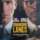 Changing Lanes DvD Widescreen - Ben Affleck & Samuel L. Jackson