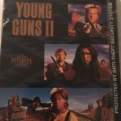 Young Guns II DvD - Kiefer Sutherland, Lou Diamond Philips, Emilio Estevez,
