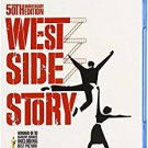 West Side Story (Blu-ray) Natalie Wood, Rita Moreno 50th Anniversary Edition