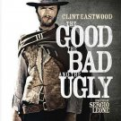 The Good, the Bad and the Ugly (Blu-ray) Clint Eastwood, Lee Van Cleef